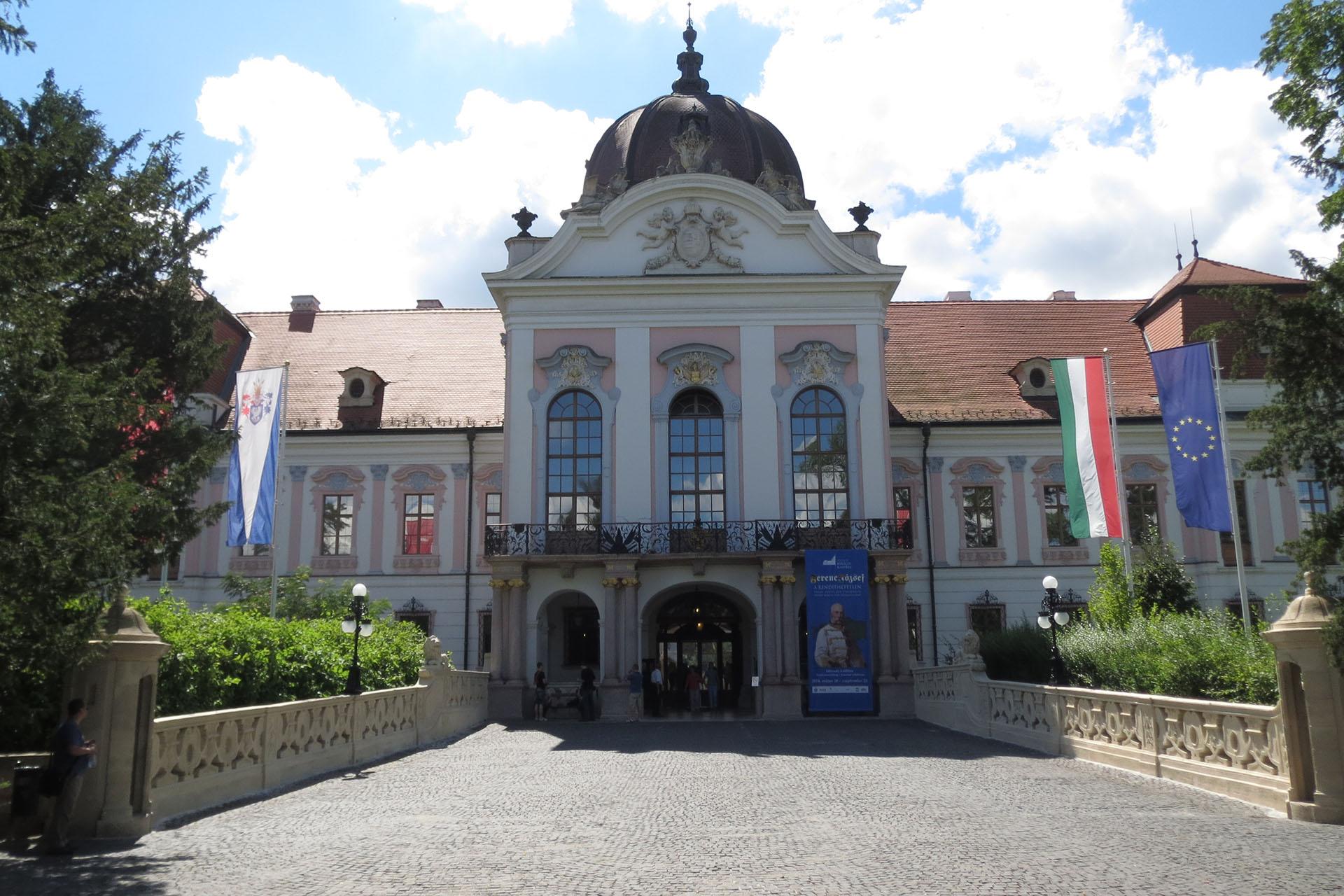 Sissi Castle, Gödöllő